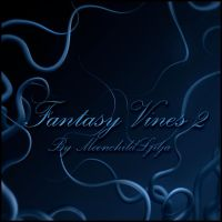 Fantasy Vines 2 by moonchild-ljilja