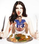 Femcan:  Tim Tebow for Dinner! by Hansel1973