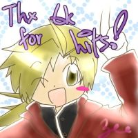 FMA: Thx for 6k hits by sherri-pon