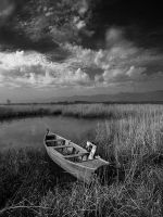 Waiting For The Boatman by InayatShah