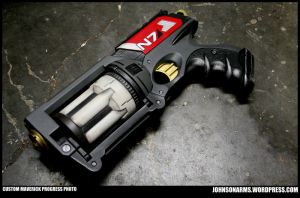 N7 Maverick by JohnsonArms
