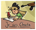 Je suis Charlie by TariToons