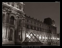 S23-03 Ghosts of Le Louvre by iksela
