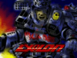 Exolon - Fan Remaster (16-bit Edition) by EinhanderZwei