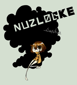 New New Nuzlocke Sapphire Cover by Xyliax