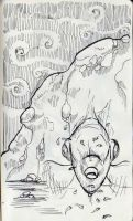 Sketchbook Project 03 by freddyscribbles