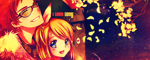 I love Lucy by Manga-Wolf