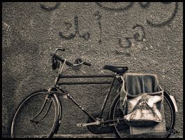 Bicycle by Mojave-Plain