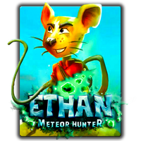 ETHAN - Meteor Hunnter icon by pavelber