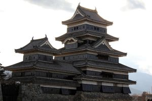 Matsumoto Castle 1 by firenze-design