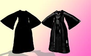 MMD Robes by amiamy111