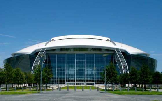July 14 Cowboys Stadium by dewberry1964