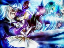 PT Ice Ballad: Our FairyTale by Niki-and-Diana
