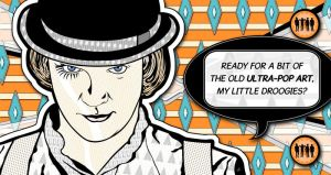 Pop Art for Little Droogies by Dario-L