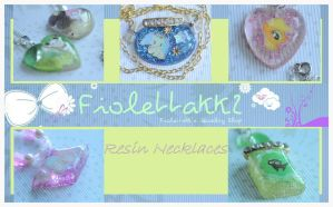FiolettaKK2 _Pendants_ Etsy Shop Update 4 by XDElisabeth69
