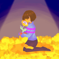 Undertale: Meadow of Kindness by NamineLee