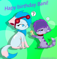 Happy Birthday Bani! by Violetkay214