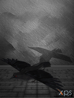 crow 2 (original game bones) by MindForcet