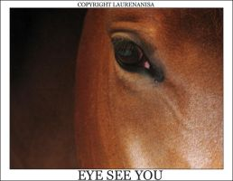 Eye See You by LaurenAnisa