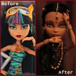 Customization by sparkling-mica
