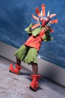Majoras Mask - Skull Kid by Distorted-Ai