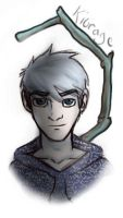 Guardians: Jack Frost by Kiorage