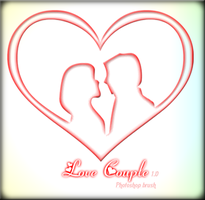 Love Couple -Photoshop brush- by Straight-Pride