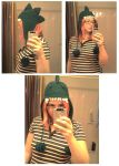 roxasaurus rex hat by asexualgoddess