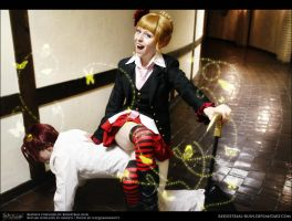 Umineko: The Coldest Blood Runs Through My Veins by Redustrial-Ruin