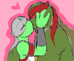 TMNT:Love You Most by kiananuva12