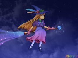 Young Witch by Humble-Novice