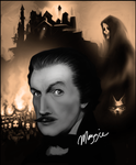 Vincent Price by M-S-t