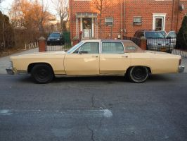 1976 Lincoln Continental VIII by Brooklyn47