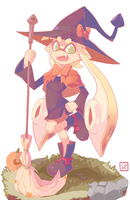 Halloween Squitch! by Sallymon