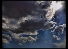 Cloudy Sky HDR by IoannisCleary