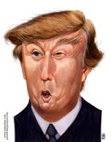 Donald Trump by pxmolina