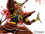 Chaos - Battle Arena Toshinden by Mithferion