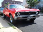 1972 Chevrolet Nova by Brooklyn47