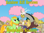 Rainbow Riff Reviews_Wonderbolts Academy by Lister-Of-Smeg