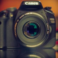Canon 550D by StopScreamGraphy