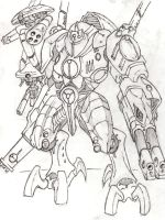 XV-22 support unit by SlicedWatermelon