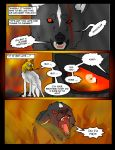 The Life of Kinzel (TLoK) Page One by KinzelRoxArt