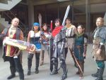 Party Selection by Master-of-Unlocking