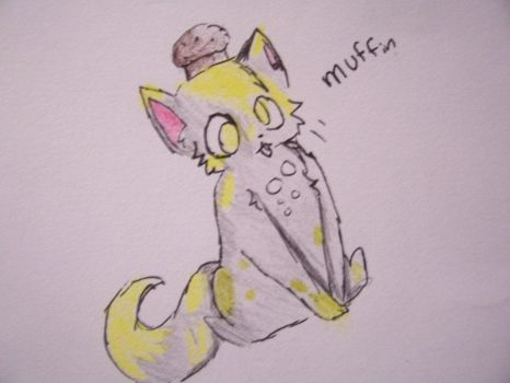 DERPY CAT!!! by Kittypigmooselover
