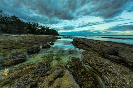 Hyams Beach by FireflyPhotosAust