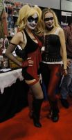 NYCC'11 Double Harley by zer0guard