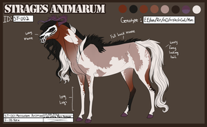 WHS: ST-002 Strages Animarum by Shinju-Tsukuda