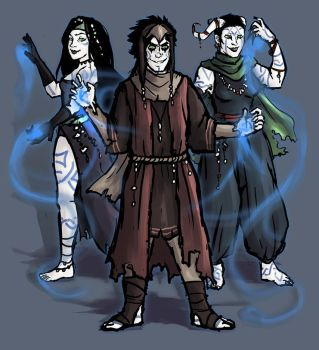 Witch Lords by IsySheldon