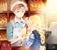 .Bakery. by Hetiru