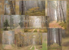 forest paths ... by mirandaarts